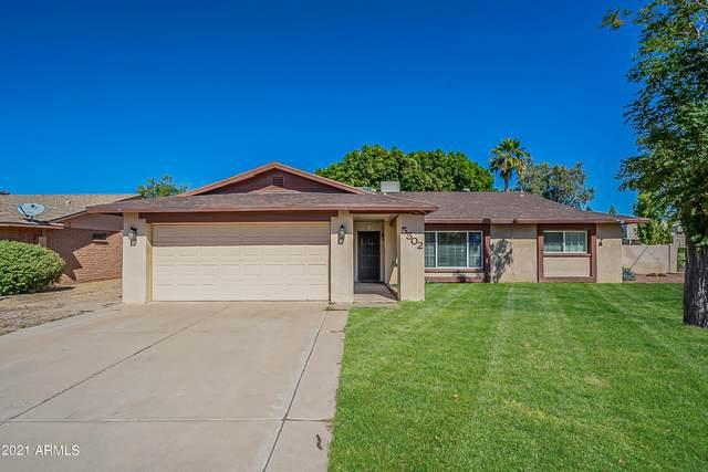 5502 W Via Camille Street, Glendale, AZ 85306 (MLS #6308435) :: Yost Realty Group at RE/MAX Casa Grande
