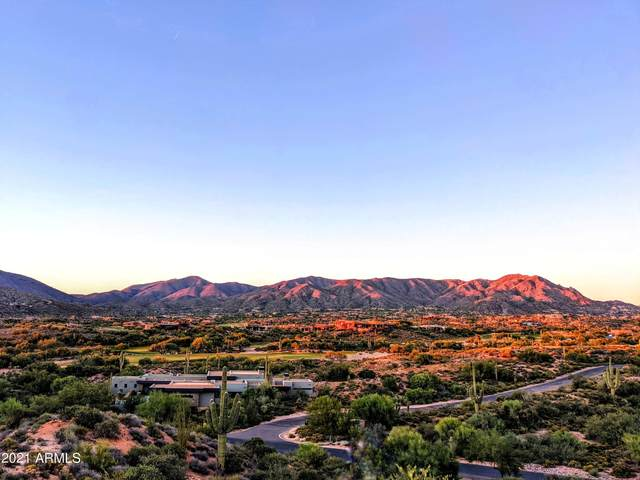 9721 E Larry Hughes Drive, Scottsdale, AZ 85262 (MLS #6308533) :: D & R Realty LLC