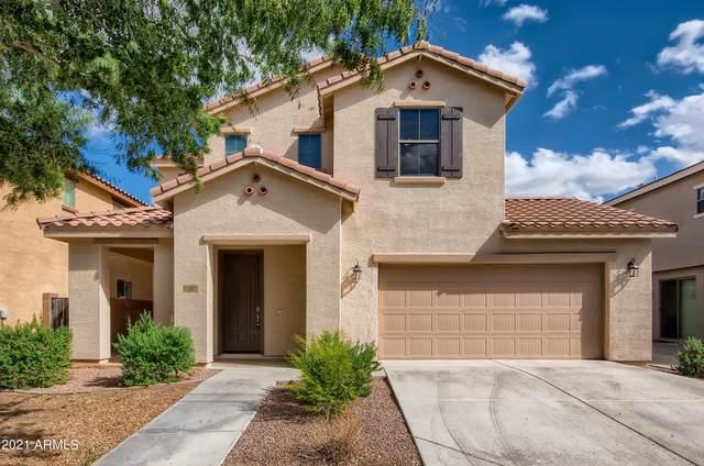 2055 S Martingale Road, Gilbert, AZ 85295 (MLS #6308653) :: Elite Home Advisors