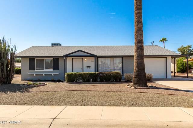10515 W Hope Drive, Sun City, AZ 85351 (MLS #6308664) :: D & R Realty LLC