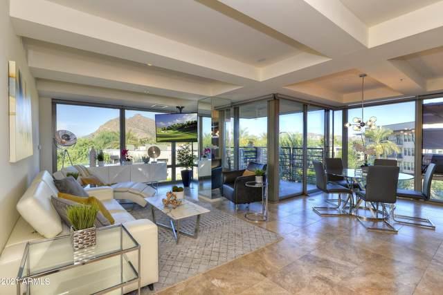 7117 E Rancho Vista Drive #4005, Scottsdale, AZ 85251 (MLS #6308972) :: The Bole Group | eXp Realty