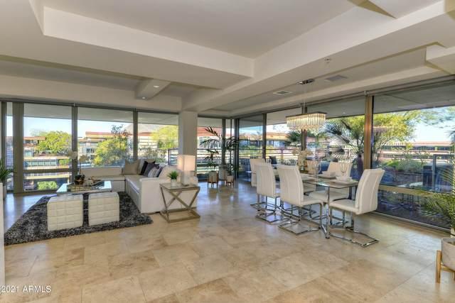 7151 E Rancho Vista Drive #7004, Scottsdale, AZ 85251 (MLS #6308973) :: The Bole Group | eXp Realty