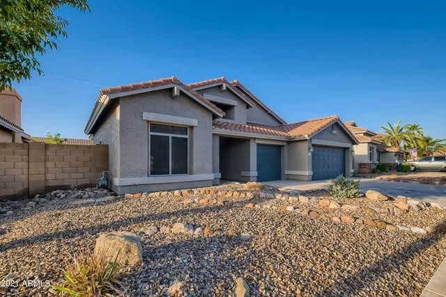 6833 W Linda Lane, Chandler, AZ 85226 (MLS #6309100) :: Keller Williams Realty Phoenix