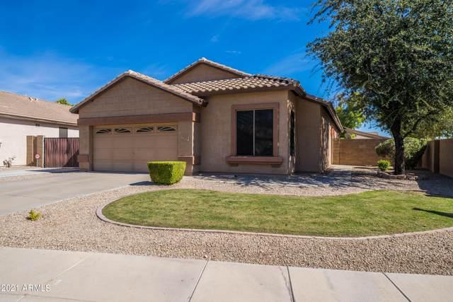 20735 N 94TH Lane, Peoria, AZ 85382 (MLS #6309101) :: neXGen Real Estate