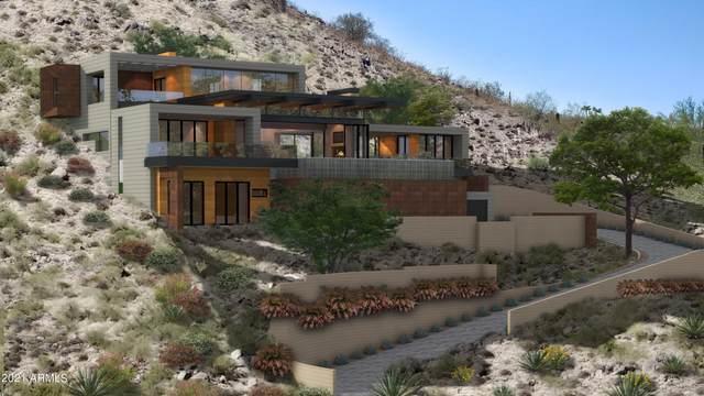 4201 E Upper Ridge Way, Paradise Valley, AZ 85253 (MLS #6309440) :: Jonny West Real Estate