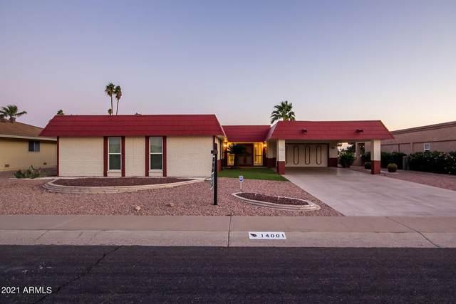 14001 N Cameo Drive, Sun City, AZ 85351 (MLS #6309532) :: Yost Realty Group at RE/MAX Casa Grande