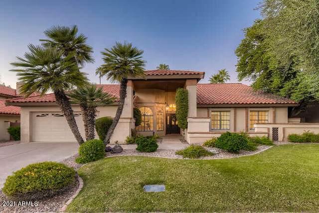 9816 E Cinnabar Avenue, Scottsdale, AZ 85258 (MLS #6309627) :: Arizona Home Group