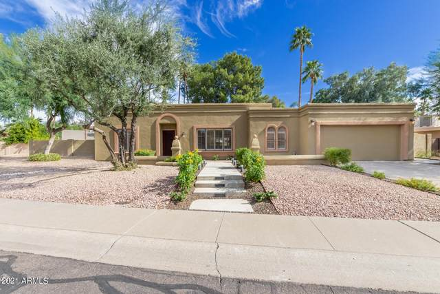 10051 N 76TH Place, Scottsdale, AZ 85258 (MLS #6309641) :: Keller Williams Realty Phoenix