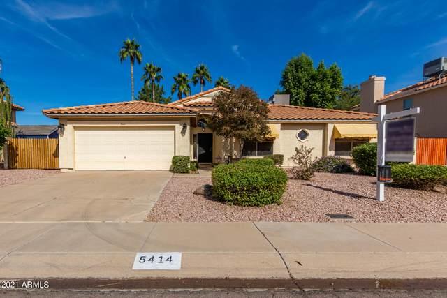 5414 E Grandview Road E, Scottsdale, AZ 85254 (MLS #6309645) :: Keller Williams Realty Phoenix