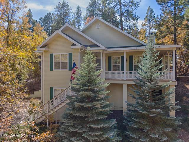 6245 Oak Valley Drive, Pinetop, AZ 85935 (MLS #6309676) :: The Copa Team | The Maricopa Real Estate Company