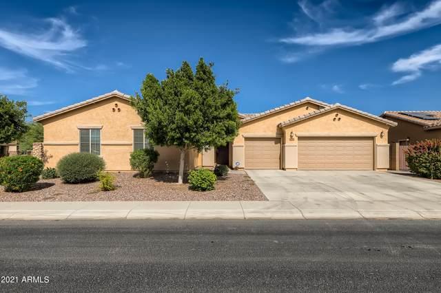 5718 W Pecan Road, Laveen, AZ 85339 (MLS #6310091) :: Hurtado Homes Group