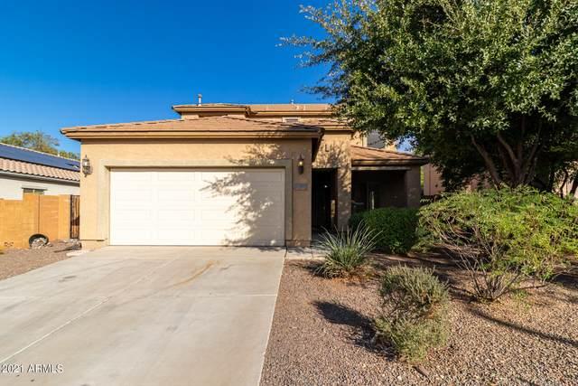 20389 N 262ND Avenue, Buckeye, AZ 85396 (MLS #6310118) :: Keller Williams Realty Phoenix