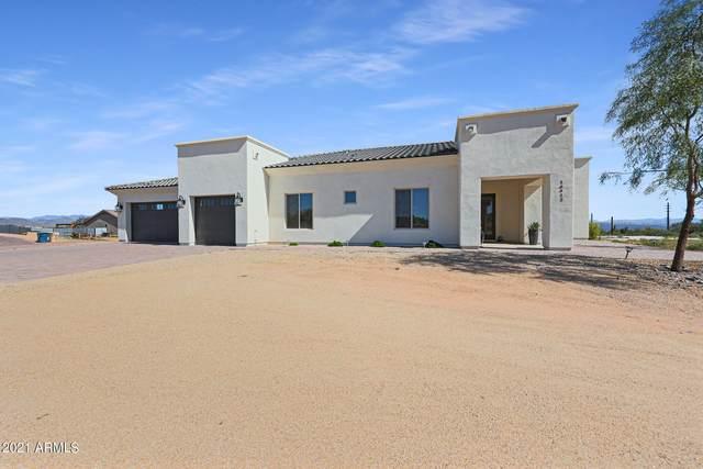 16412 E Desert Vista Trail, Scottsdale, AZ 85262 (MLS #6310579) :: Dave Fernandez Team | HomeSmart