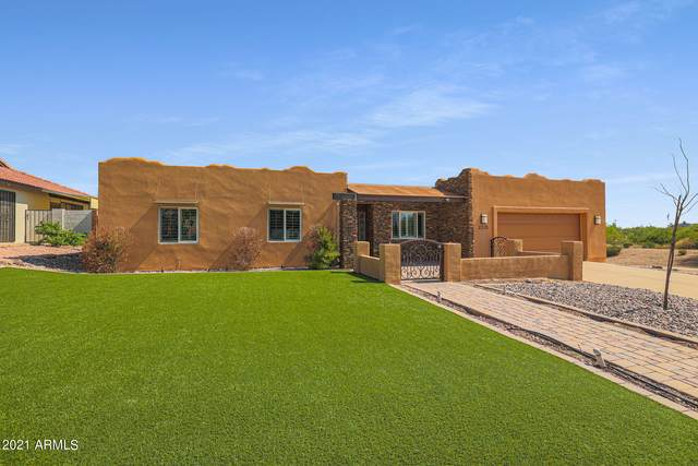 2225 E Captain Dreyfus Avenue, Phoenix, AZ 85022 (MLS #6310656) :: Dave Fernandez Team   HomeSmart
