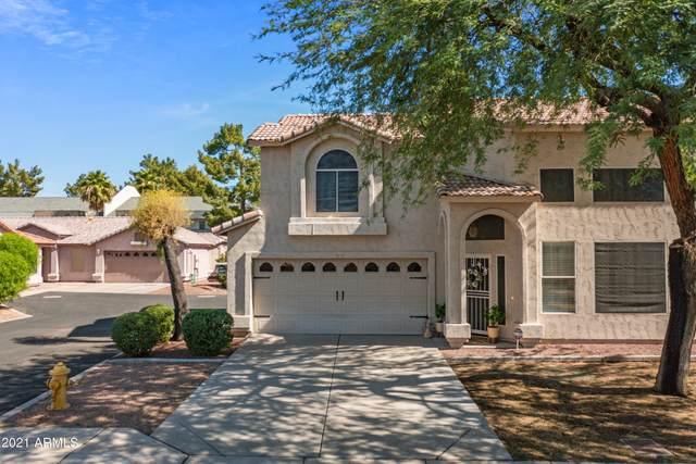 2221 E Union Hills Drive #112, Phoenix, AZ 85024 (MLS #6310823) :: The Copa Team | The Maricopa Real Estate Company