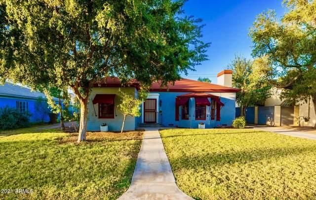 330 E Alvarado Road, Phoenix, AZ 85004 (MLS #6310825) :: Synergy Real Estate Partners