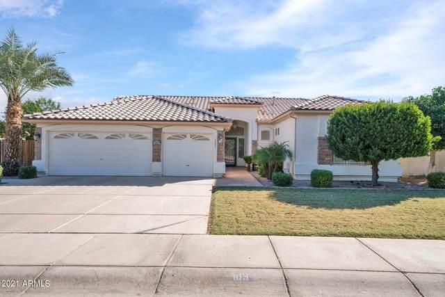 103 S Marin Drive, Gilbert, AZ 85296 (MLS #6310905) :: Elite Home Advisors