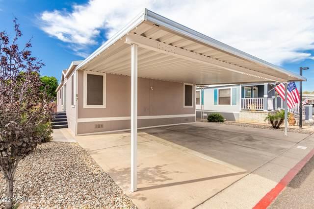 18240 N 21ST Street #87, Phoenix, AZ 85022 (MLS #6310920) :: The Copa Team | The Maricopa Real Estate Company