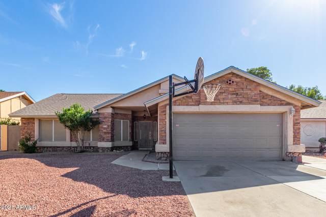8587 W Medlock Drive, Glendale, AZ 85305 (MLS #6311135) :: Elite Home Advisors