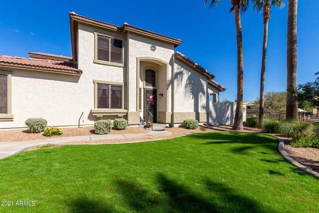 1024 E Frye Road #1009, Phoenix, AZ 85048 (MLS #6311231) :: The Daniel Montez Real Estate Group