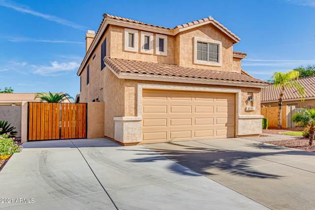 356 E Mesquite Street, Gilbert, AZ 85296 (MLS #6311319) :: Zolin Group