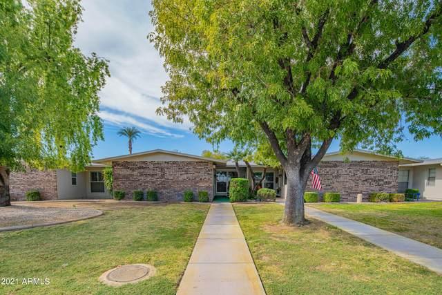 17018 N 106TH Avenue, Sun City, AZ 85373 (MLS #6311459) :: D & R Realty LLC