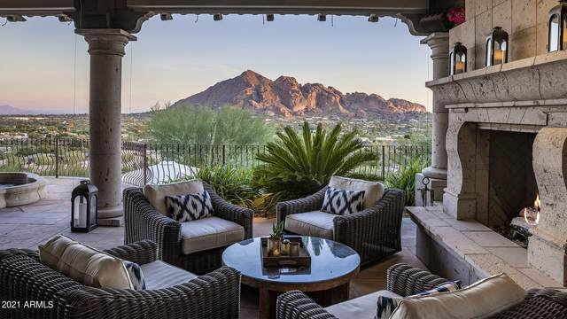 6845 N Highlands Drive, Paradise Valley, AZ 85253 (#6311738) :: Long Realty Company