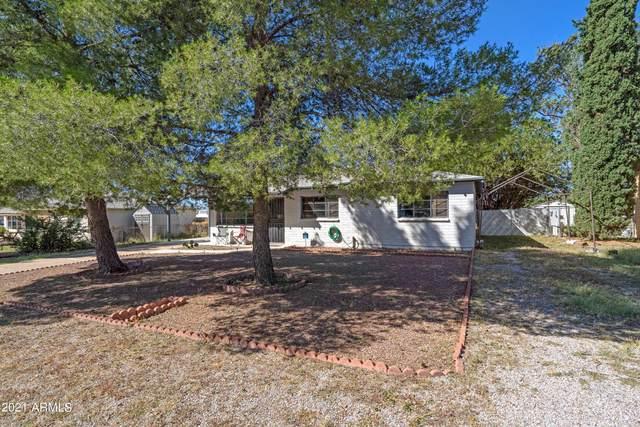 122 Mountain View Avenue, Bisbee, AZ 85603 (MLS #6312061) :: The Ellens Team