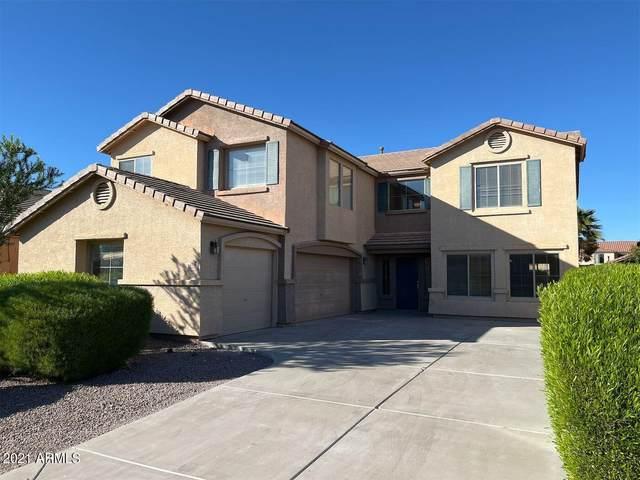 43346 W Delia Boulevard, Maricopa, AZ 85138 (MLS #6313081) :: Selling AZ Homes Team