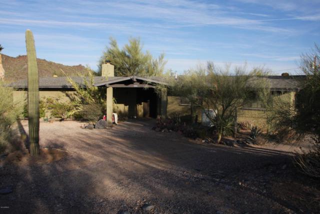 5932 E Carriage Drive, Cave Creek, AZ 85331 (MLS #5471303) :: The Garcia Group @ My Home Group