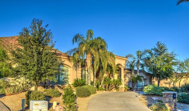 5132 E Pasadena Avenue, Phoenix, AZ 85018 (MLS #5517192) :: The Wehner Group