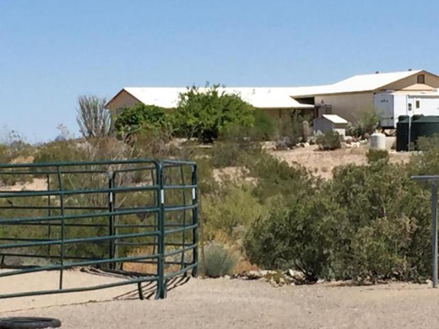 40901 Harquahala Road, Salome, AZ 85348 (MLS #5529608) :: The Daniel Montez Real Estate Group