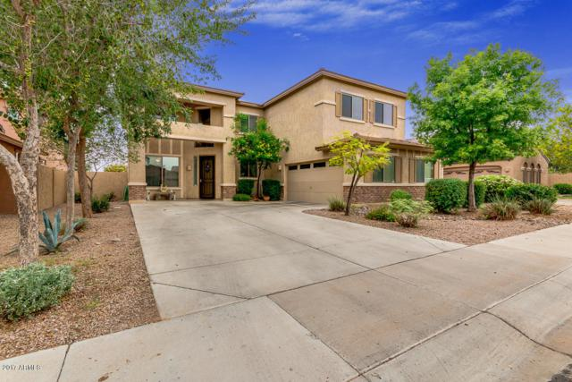 3199 N Desert Horizons Lane, Casa Grande, AZ 85122 (MLS #5640908) :: Yost Realty Group at RE/MAX Casa Grande