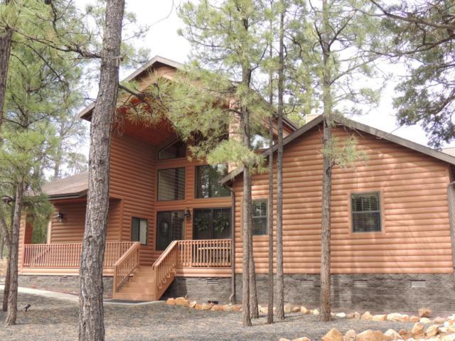 2068 Ponderosa Trail, Overgaard, AZ 85933 (MLS #5643252) :: Occasio Realty