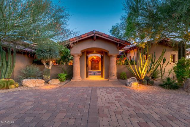 8661 E Whisper Rock Trail, Scottsdale, AZ 85266 (MLS #5648987) :: Santizo Realty Group