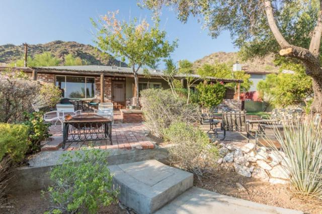 102 E Foothill Drive, Phoenix, AZ 85020 (MLS #5656803) :: Lifestyle Partners Team