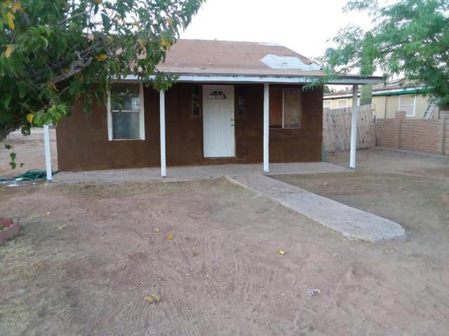 840 W Dewey Avenue, Coolidge, AZ 85128 (MLS #5673023) :: Yost Realty Group at RE/MAX Casa Grande