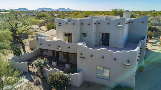 4649 E Rancho Caliente Drive, Cave Creek, AZ 85331 (MLS #5673306) :: Occasio Realty