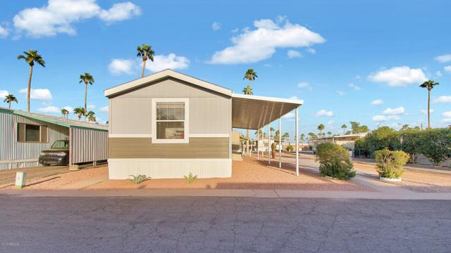 2701 E Allred Avenue #128, Mesa, AZ 85204 (MLS #5675963) :: The Garcia Group