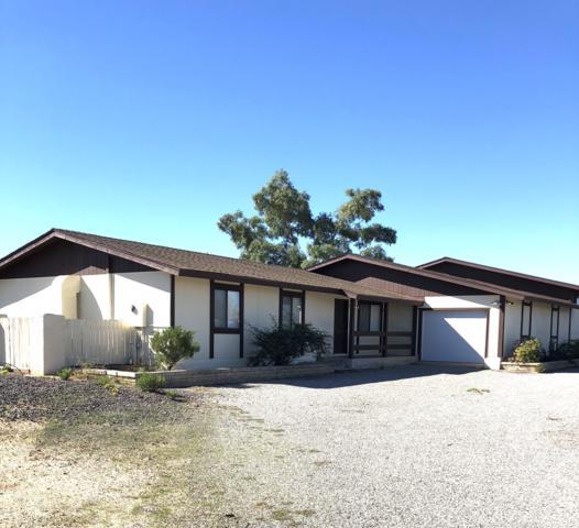 50820 W William Road, Aguila, AZ 85320 (MLS #5685305) :: Brett Tanner Home Selling Team