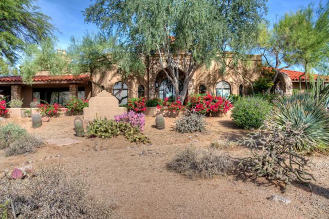 9398 E Calle De Las Brisas, Scottsdale, AZ 85255 (MLS #5690369) :: The Everest Team at My Home Group