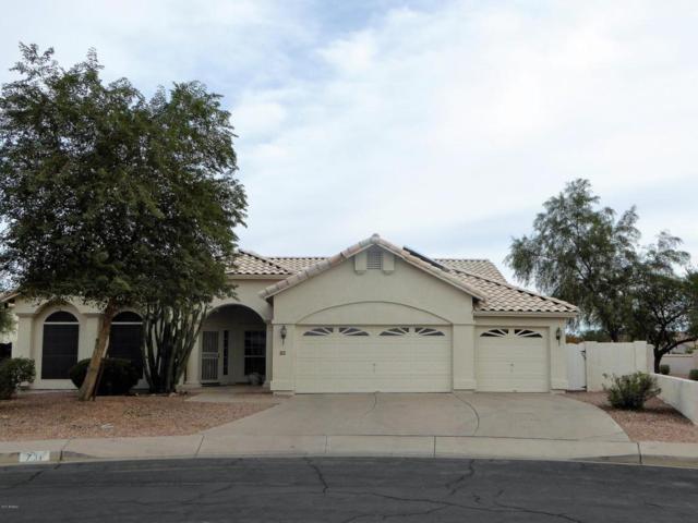 731 S Pueblo Street, Gilbert, AZ 85233 (MLS #5697299) :: Jablonski Real Estate Group