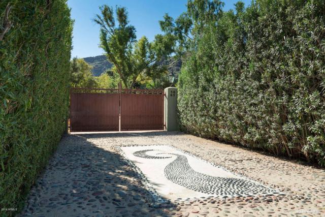 5665 E Mockingbird Lane, Paradise Valley, AZ 85253 (MLS #5704291) :: Lux Home Group at  Keller Williams Realty Phoenix