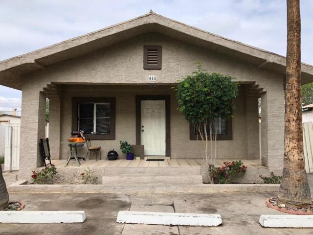 448 W Dana Avenue, Mesa, AZ 85210 (MLS #5707977) :: My Home Group