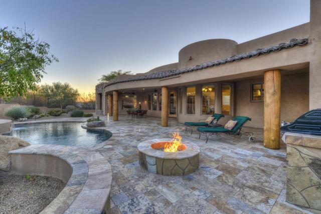 5753 E Canyon Ridge N Drive, Cave Creek, AZ 85331 (MLS #5708994) :: My Home Group