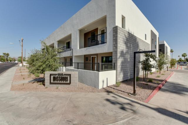 1111 E Missouri Avenue #1, Phoenix, AZ 85014 (MLS #5709069) :: Kepple Real Estate Group