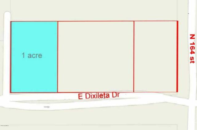 163xxx E Dixileta Drive, Scottsdale, AZ 85262 (MLS #5709653) :: Desert Home Premier