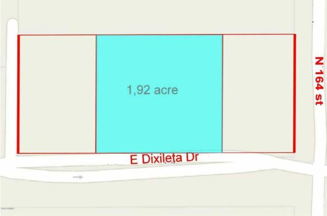 163xxx E Dixileta Drive, Scottsdale, AZ 85262 (MLS #5709666) :: Desert Home Premier