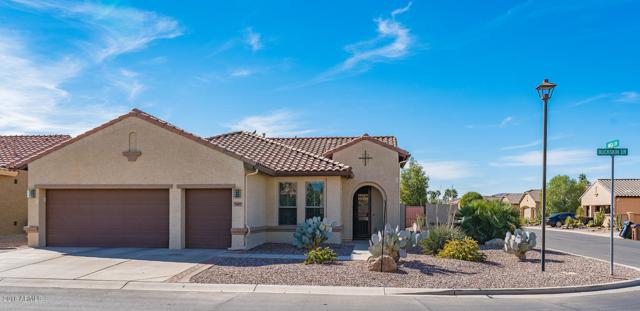 5405 W Buckskin Drive, Eloy, AZ 85131 (MLS #5712286) :: Yost Realty Group at RE/MAX Casa Grande