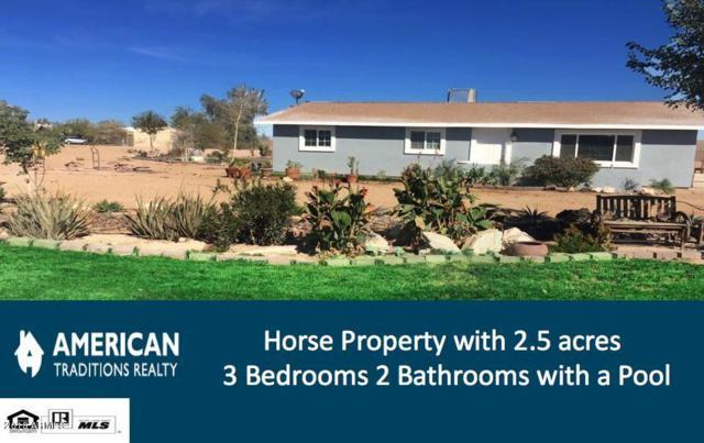 6107 N 126TH Avenue, Litchfield Park, AZ 85340 (MLS #5715605) :: Yost Realty Group at RE/MAX Casa Grande